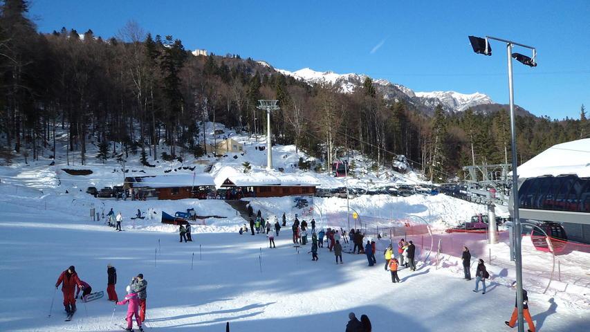 Ski-Sinaia
